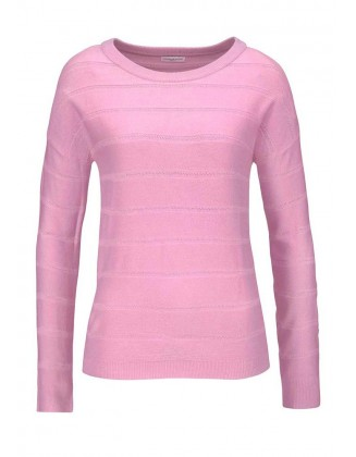 "Rožinis megztinis ""Young"""