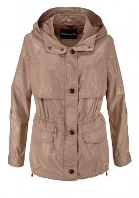 Jacket, camel