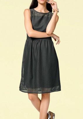 Akyta chaki suknelė