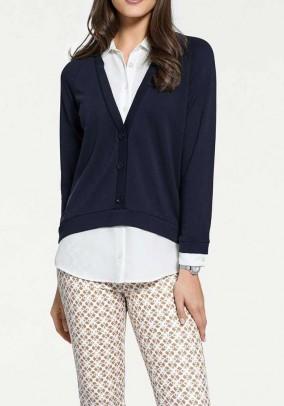 Žavus megztinis - palaidinė
