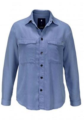Mėlyni G-STAR marškiniai