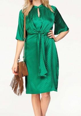 Kimono dress, green