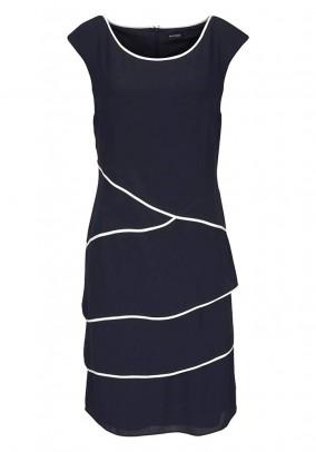 Hermann Lange mėlyna suknelė