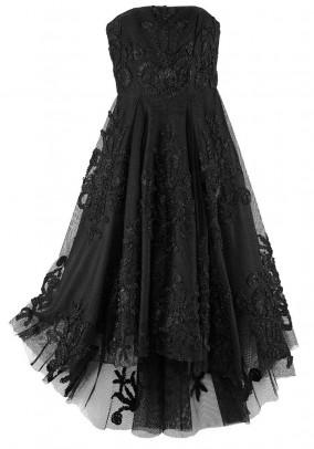 Guido Maria Kretschmer tiulio suknelė