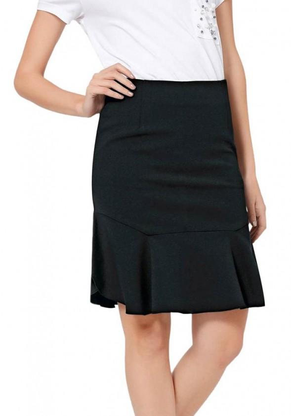 595c19cb Skirt, black
