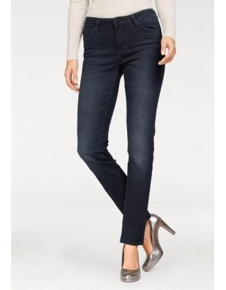 Tamsiai mėlyni LEE džinsai