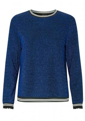 Blizgus ICHI megztinis. Liko M dydis