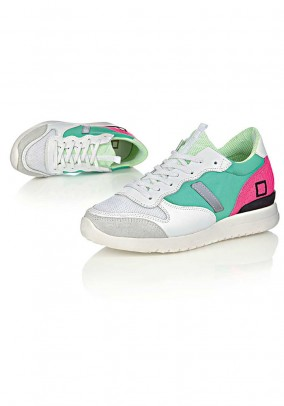 D.A.T.E spalvingi sportiniai bateliai