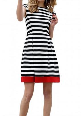 Dryžuota Bruno Banani suknelė