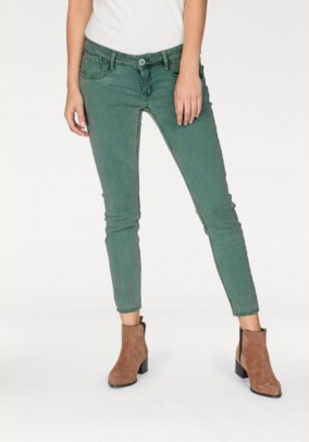 Jeans, green