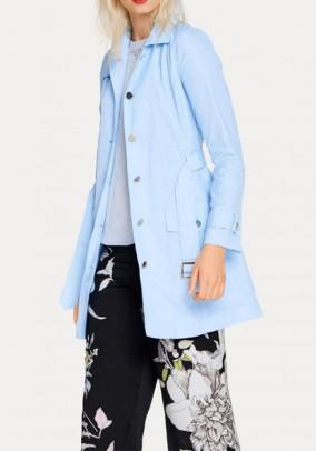 Trenchcoat, light blue