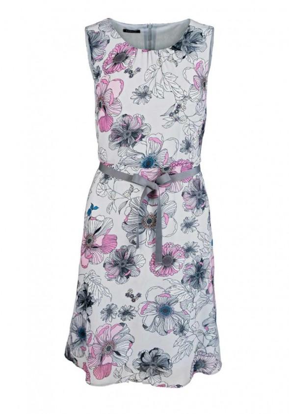 Pilka Bianca suknelė