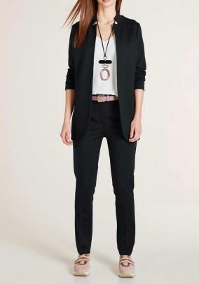 Women's suit, black
