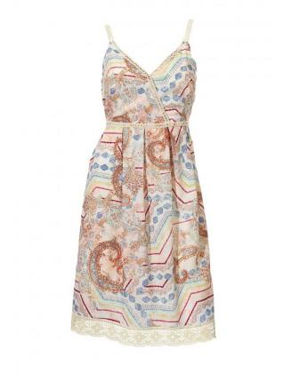 """Vasarinė suknelė """"Mandarin"""""""