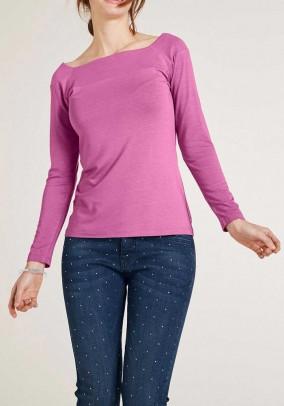 Jersey shirt, pink