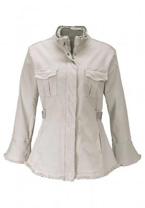 Jacket, light beige