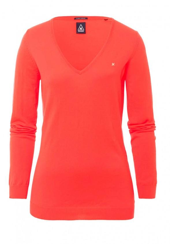 "Neoninis megztinis ""Orange"""