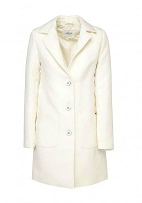 Baltas GUESS paltas