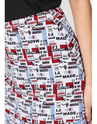 Trumpas Tommy Jeans sijonas