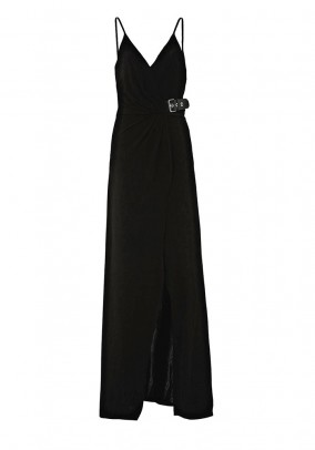 Ilga juoda GUESS suknelė