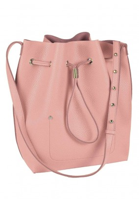 Leather imitation bag