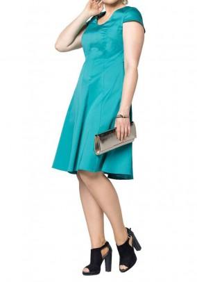 Turkio spalvos Sheego suknelė