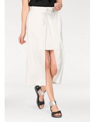 Originalus baltas ilgas sijonas