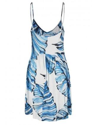 Melsva paplūdimio suknelė