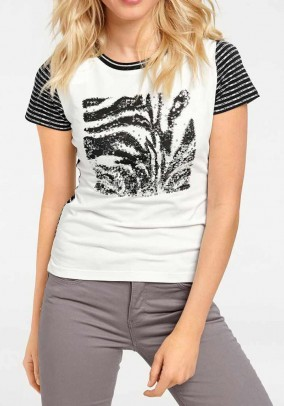 "Marškinėliai ""Zebra"""