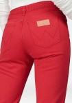 Raudoni WRANGLER džinsai
