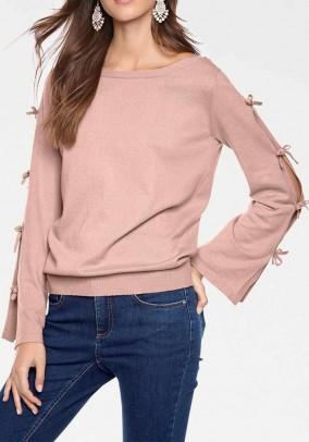 Fine knit shirt