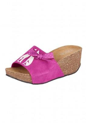 Mule, pink