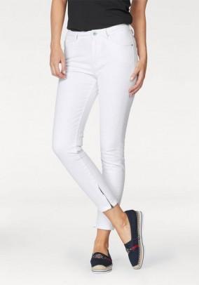 Skinny jeans, white, 28inch