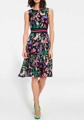 """Vasariška gėlėta suknelė """"Heide"""""""