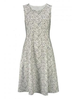 Taškuota CORLEY suknelė
