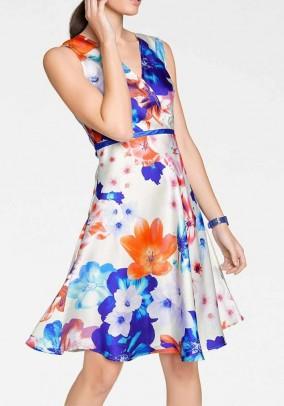 """Gėlėta suknelė """"Pastella"""""""