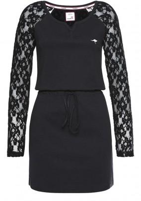 KangaROOS juoda suknelė