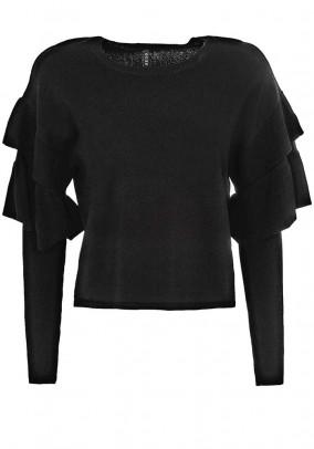 Juodas GUESS megztinis