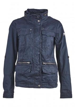 Short jacket, navy