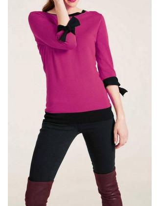 """Rožinis megztinis """"Sweet"""""""