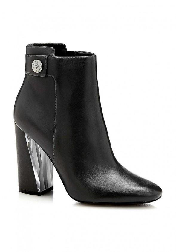 Juodi GUESS auliniai batai