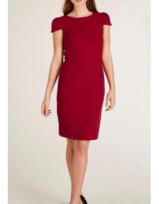 """Raudona suknelė """"Classic"""""""