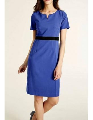 "Mėlyna suknelė ""Classic"""
