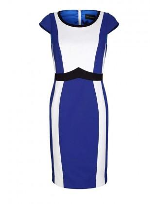 Mėlyna Amy Vermont suknelė