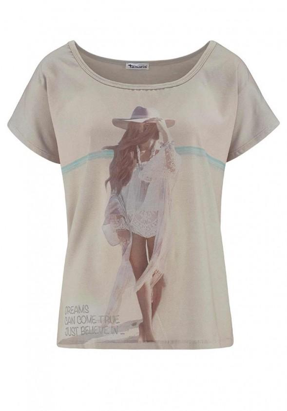 Rusvi Tamaris marškinėliai