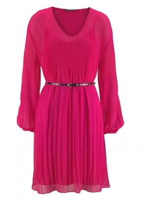Rožinė PEPE JEANS suknelė. Liko S/M dydis
