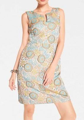 Dress, multicolour