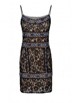 Siuvinėta GUESS suknelė