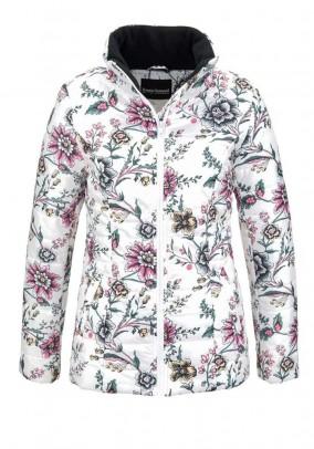 Jacket, white-multicolour