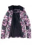 Quilt jacket, multicolour